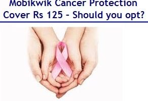 Mobikwik Cancer Protection Cover Insurance Plan