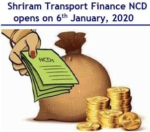 Shriram Transport Finance NCD Jan 2020 Review