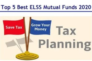 Top 5 Best ELSS Funds to invest in 2020 | Tax Saving Mutual Funds