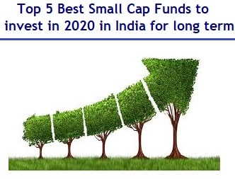 5 Best Small Cap Mutual Funds to invest in 2020 in India