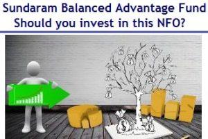 Sundaram Balanced Advantage Fund NFO Review