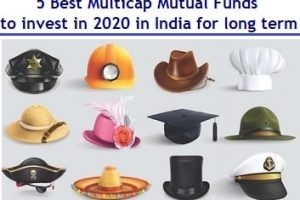 5 Best Multicap Mutual Funds to invest in 2020 in India