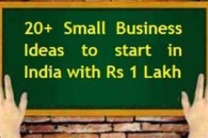 Small-Business-Ideas-to-start-in-India-with-Rs-1-Lakh