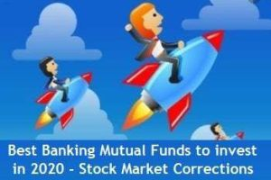 Best Banking Mutual Funds to invest in 2020 - During Stock Market Corrections