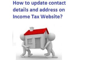 Change-Update-address-in-income-tax-website