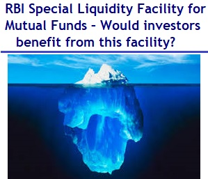 RBI Special Liquidity Facility for Mutual Funds – Would investors benefit from this facility?