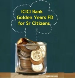 6.55% ICICI Bank Golden Years FD for Senior Citizens – Are there any better alternatives?