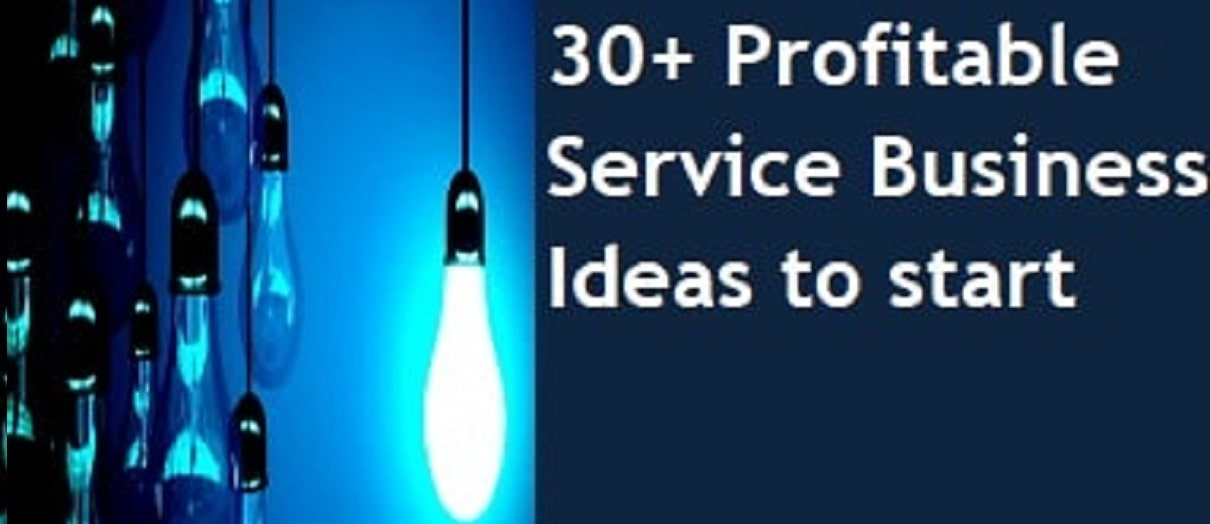 Profitable-Service-Business-Ideas-to-start-with-low-investment