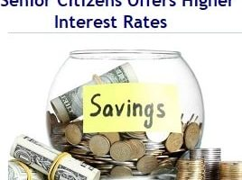 SBI WeCare Fixed Deposit Scheme for Senior Citizens