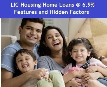 LIC Housing home loans 2020 - lowest interest rates
