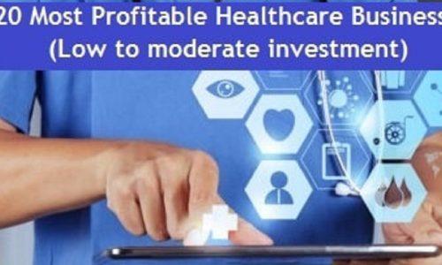 Profitable-Healthcare-Business-Ideas-in-India