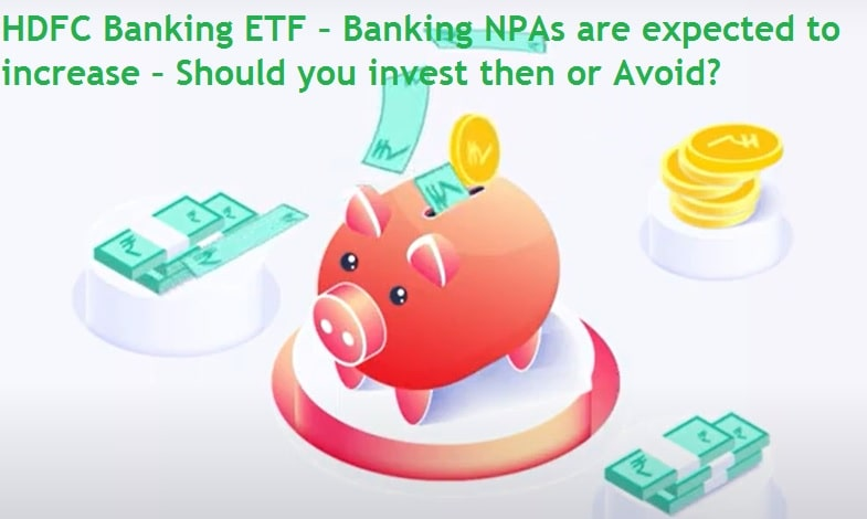 HDFC Banking ETF - Review