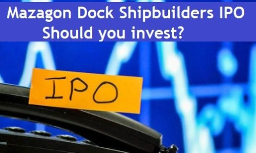 Mazagon Dock Shipbuilders IPO Review, Price, Valuations and Analysis