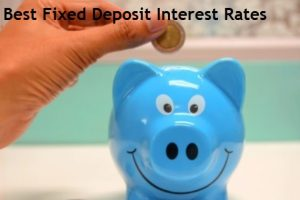 Best Fixed Deposit (FD) interest Rates in India