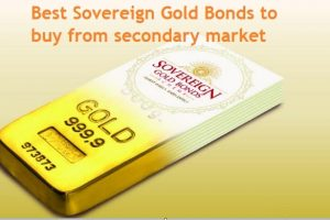 Best Sovereign Gold Bonds to buy from secondary market