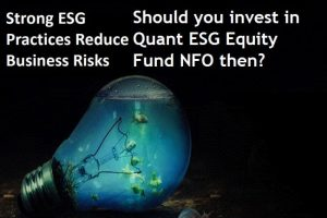 Quant ESG Equity Fund NFO Review - Should you invest-buy-not