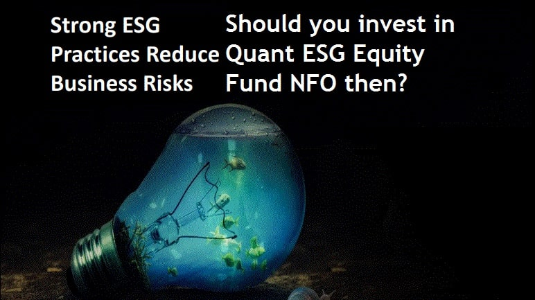 Quant ESG Equity Fund NFO – Should you Invest?