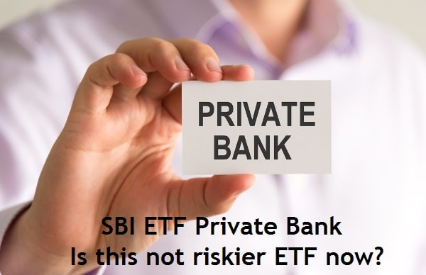 SBI ETF Private Bank – Is this not riskier ETF?