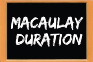 What is Macaulay duration concept and how it helps you to choose right debt mutual fund