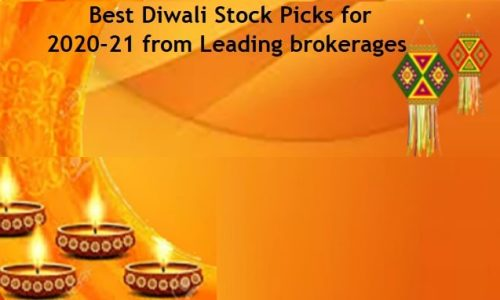 Best Diwali Stock Picks for 2020-2021 by leading brokerages