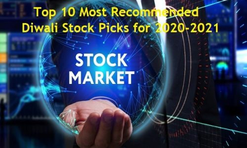 Top 10 Most Recommended Diwali Stock Picks for 2020-2021