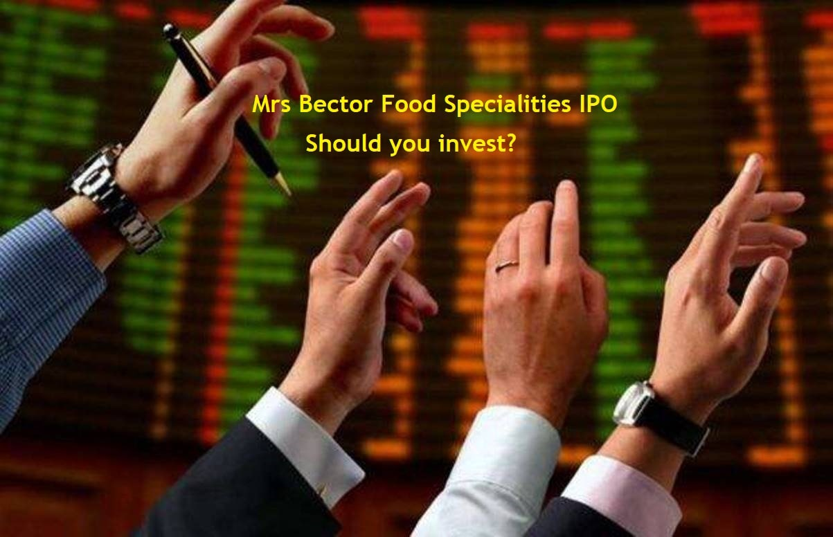 Mrs Bector Food Specialities IPO – Date, Issue Price, GMP, Price Band, Review, Analysis and Details