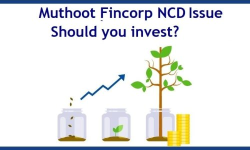 Muthoot Fincorp NCD issue - April 2021 - Review