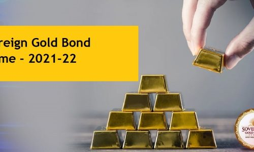 Sovereign Gold Bond Scheme 2021-22 Series I - Review