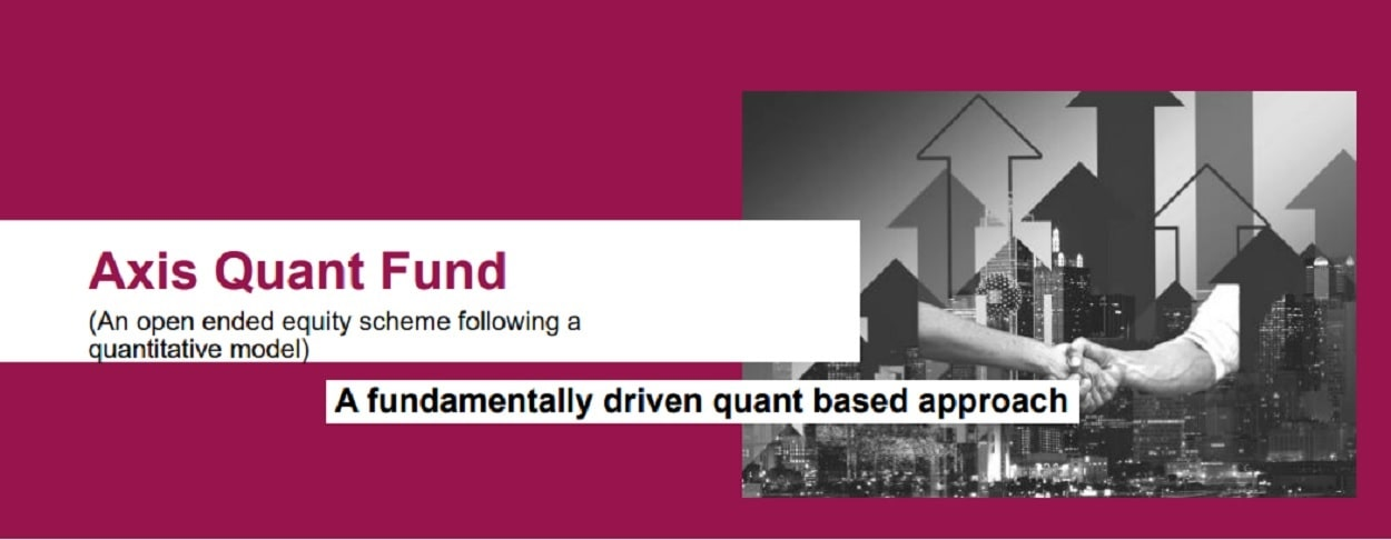 Axis MF Launches Quant Fund NFO Review – Should you Subscribe