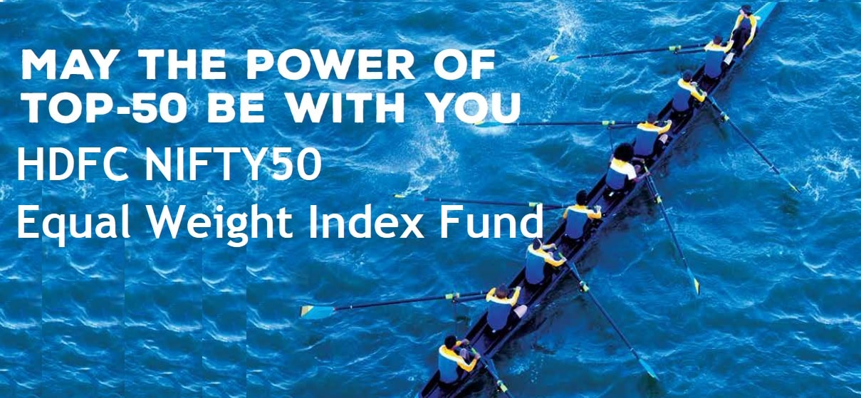 HDFC NIFTY50 Equal Weight Index Fund – Review